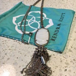 Kendra Scott Pendant tassel necklace